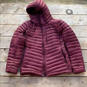 The North Face 800 Down Steep Parka jacket M